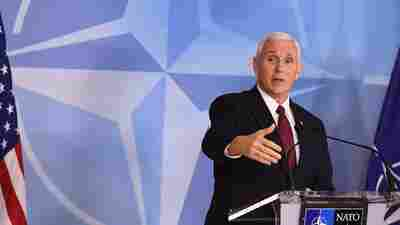 Pence Reaffirms Commitment To NATO, But Says Europe Must Commit More