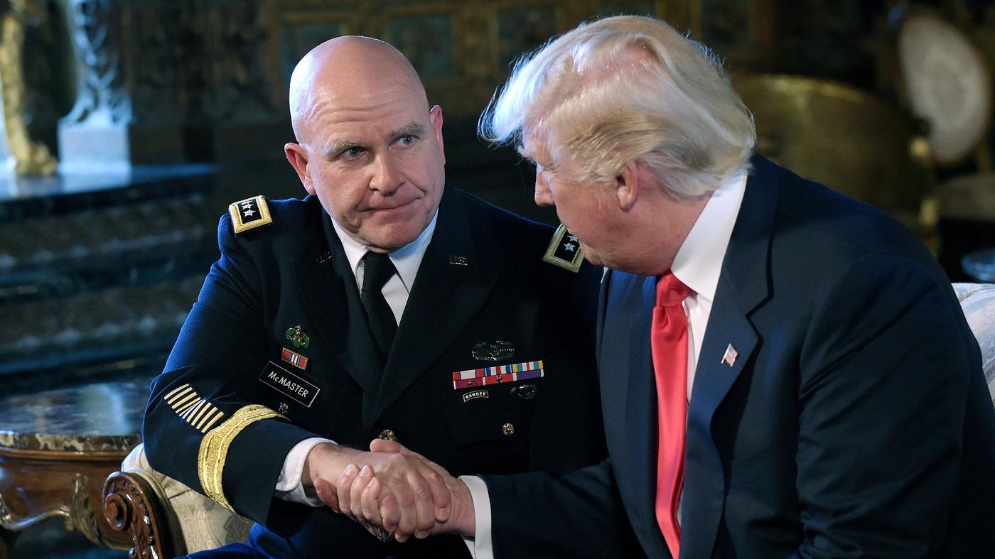 Trump Names Lt. Gen. H.R. McMaster New National Security Adviser