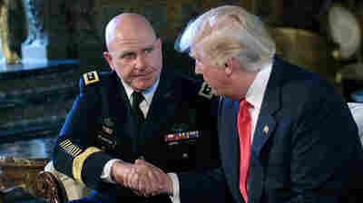 President Trump Names Lt. Gen. H.R. McMaster New National Security Adviser