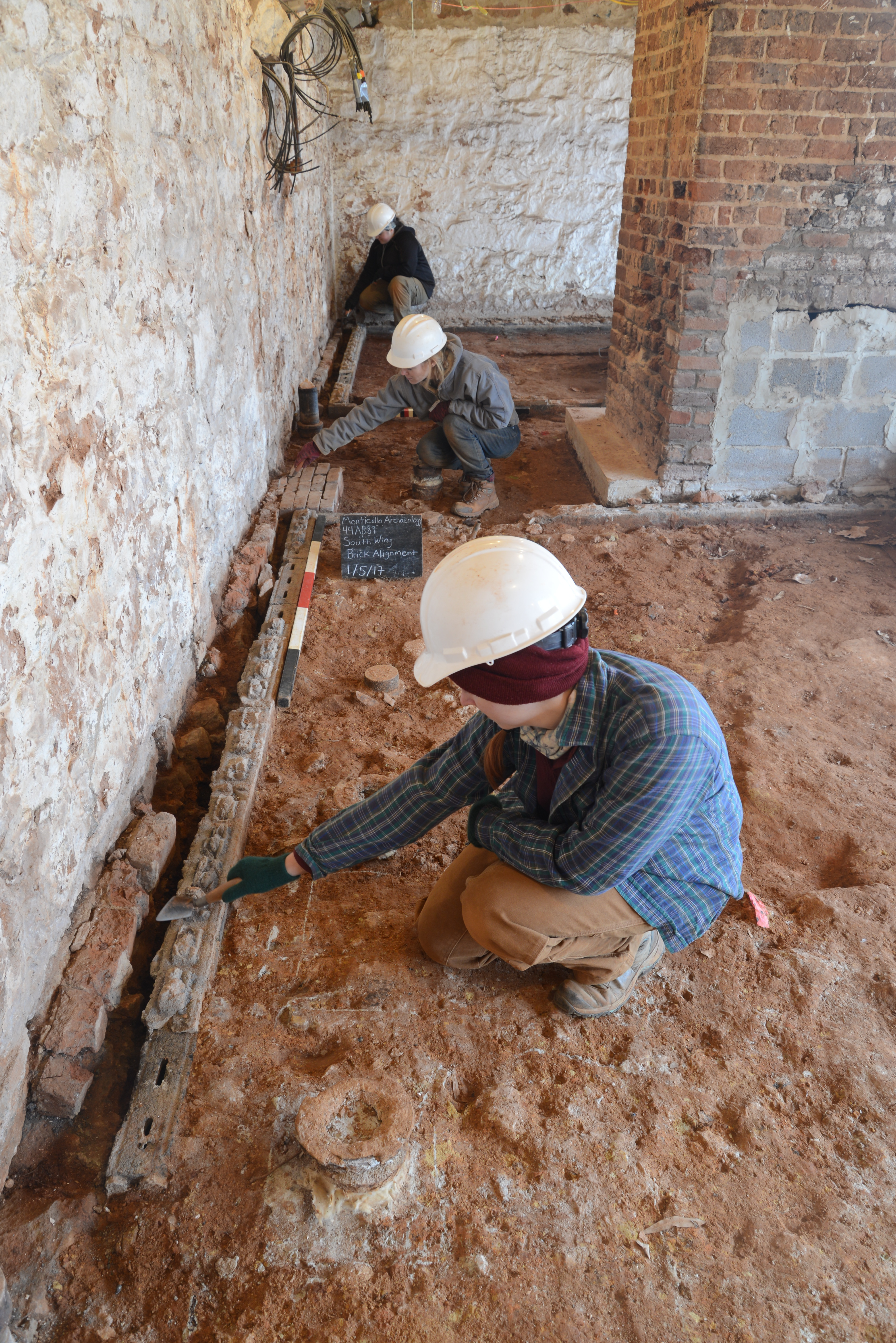 Monticello Restoration Project Puts An Increased Focus On Jefferson's Slaves