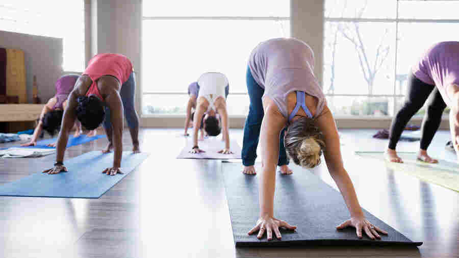 Got Back Pain? Try Yoga Or Massage Before Reaching For The Pills