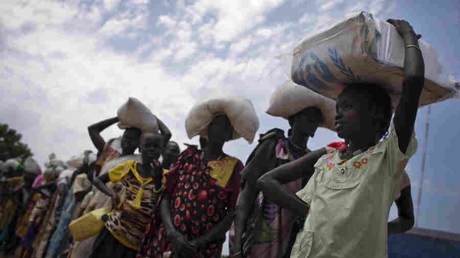 In South Sudan, People Are Dying Of Hunger As Civil War Continues