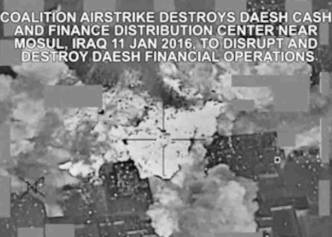 Iraqi troops capture most of Mosul's airport from ISIS