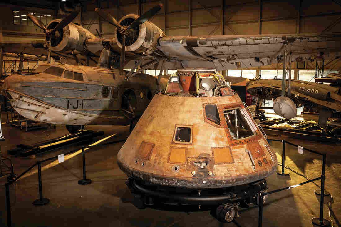 Historical Apollo 11 space capsule is going on another mission