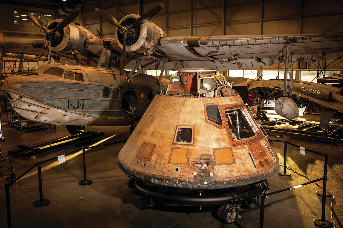 apollo space capsule locations - photo #3