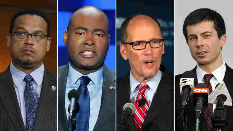 Who's Who In The Race For DNC Chair — And Their Plans For Democrats To Win Again