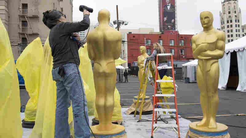 Watch The Oscars With Pop Culture Happy Hour
