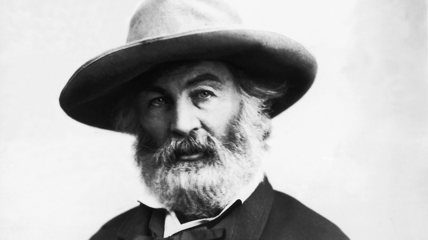 Lost Walt Whitman Novel Discovered By Grad Student The Two Way Npr