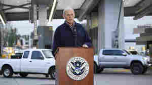 Homeland Security Outlines New Rules Tightening Enforcement Of Immigration Law