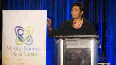 After Making History In Space, Mae Jemison Works To Prime Future Scientists