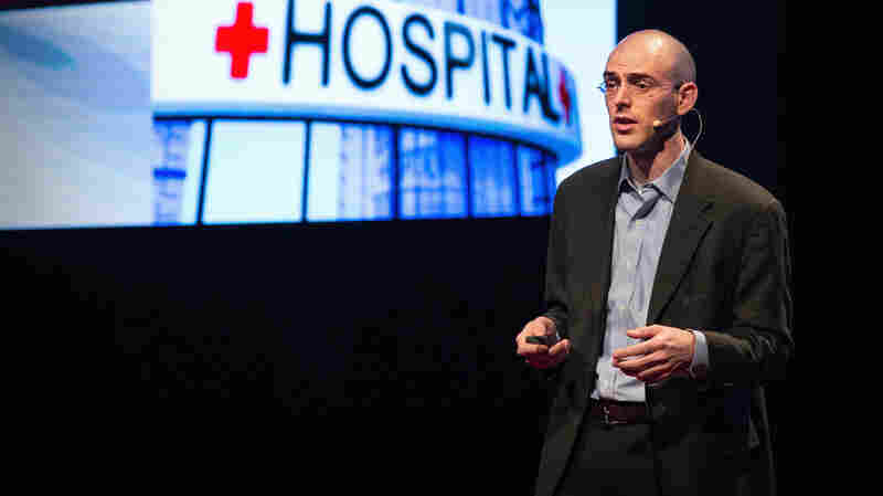 Kevin Jones: Can Embracing Uncertainty Lead To Better Medicine?