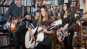 Maren Morris: Tiny Desk Concert