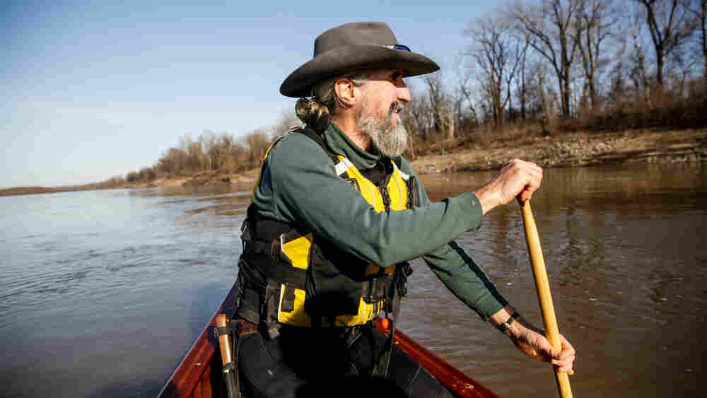 River Guide Wants People To Paddle The Mighty Mississippi, Not Fear It