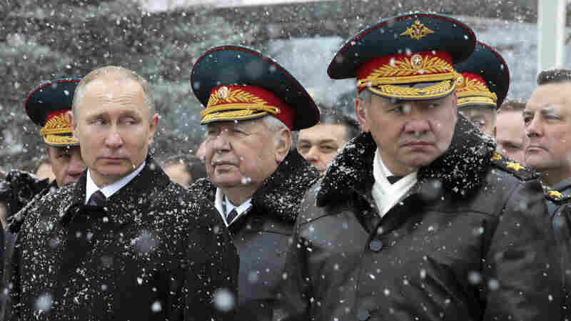 Russian Defense Minister Says His Military Has Tested 162 Weapons In Syria