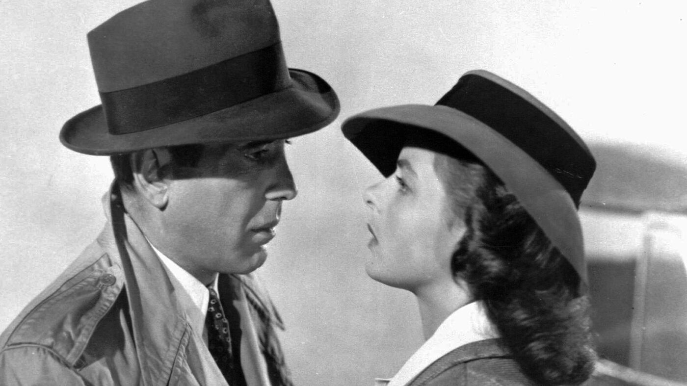 After 75 Years, Here's Looking At You, 'Casablanca' : NPR