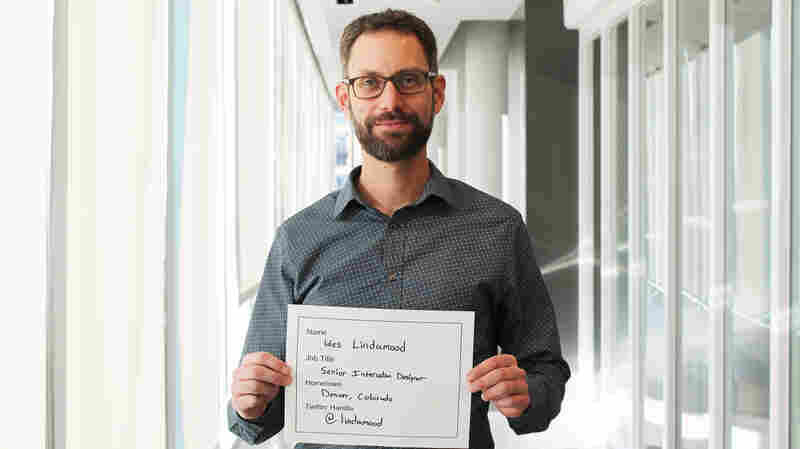 Faces Of NPR: Wes Lindamood