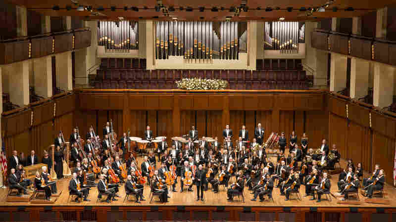 National Symphony Orchestra To Perform Live Music For NPR's 'All Things Considered'