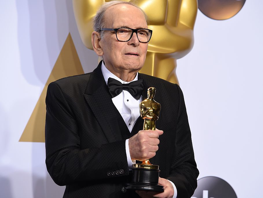 Ennio Morricone Remembered By John Carpenter, Antonio Banderas