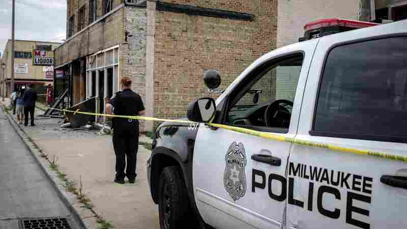 Lawsuit Brings Fresh Scrutiny To Milwaukee's Troubles With Race And Policing