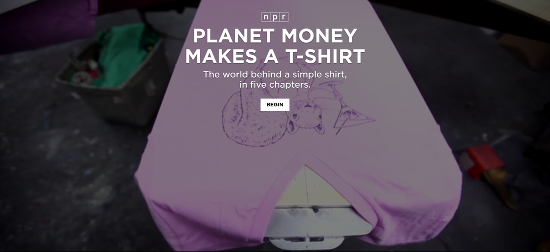 Planet Money T shirt