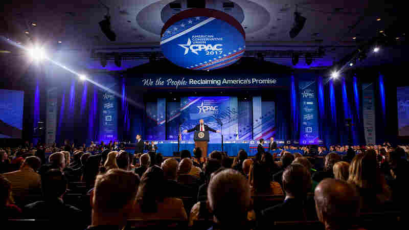 Trump And CPAC: A Complicated Relationship No More