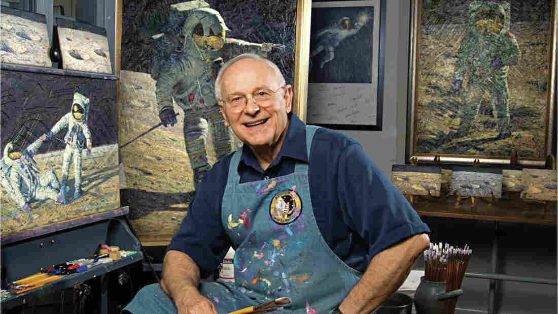 Alan Bean, 4th man on the moon, dies aged 86