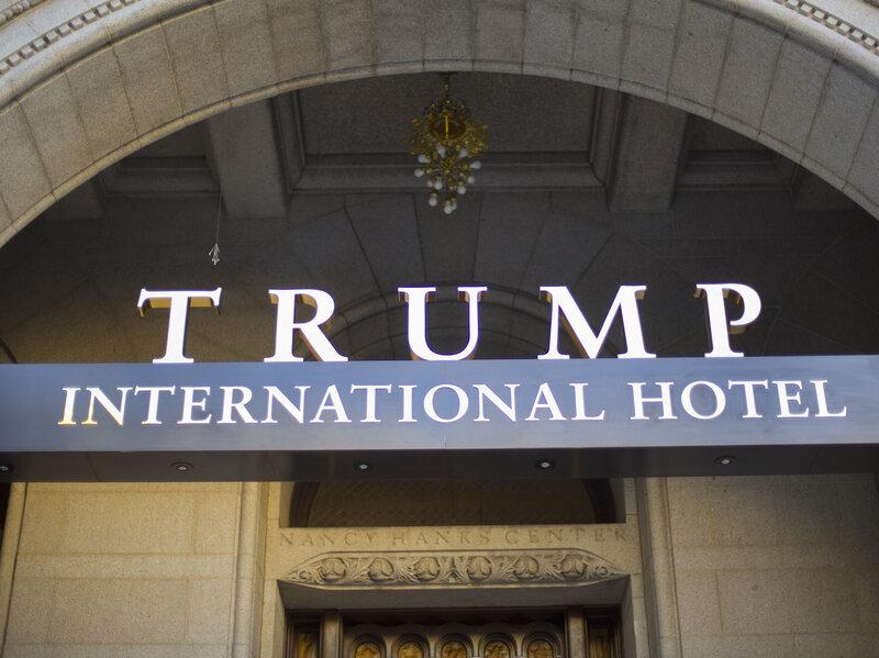 Kuwait National Day Celebration At Trump Hotel Raises Conflict Of