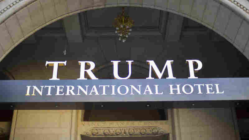 Kuwait Celebration At Trump Hotel Raises Conflict Of Interest Questions