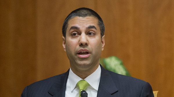Federal Communications Commission Chairman Ajit is moving to soften his predecessor