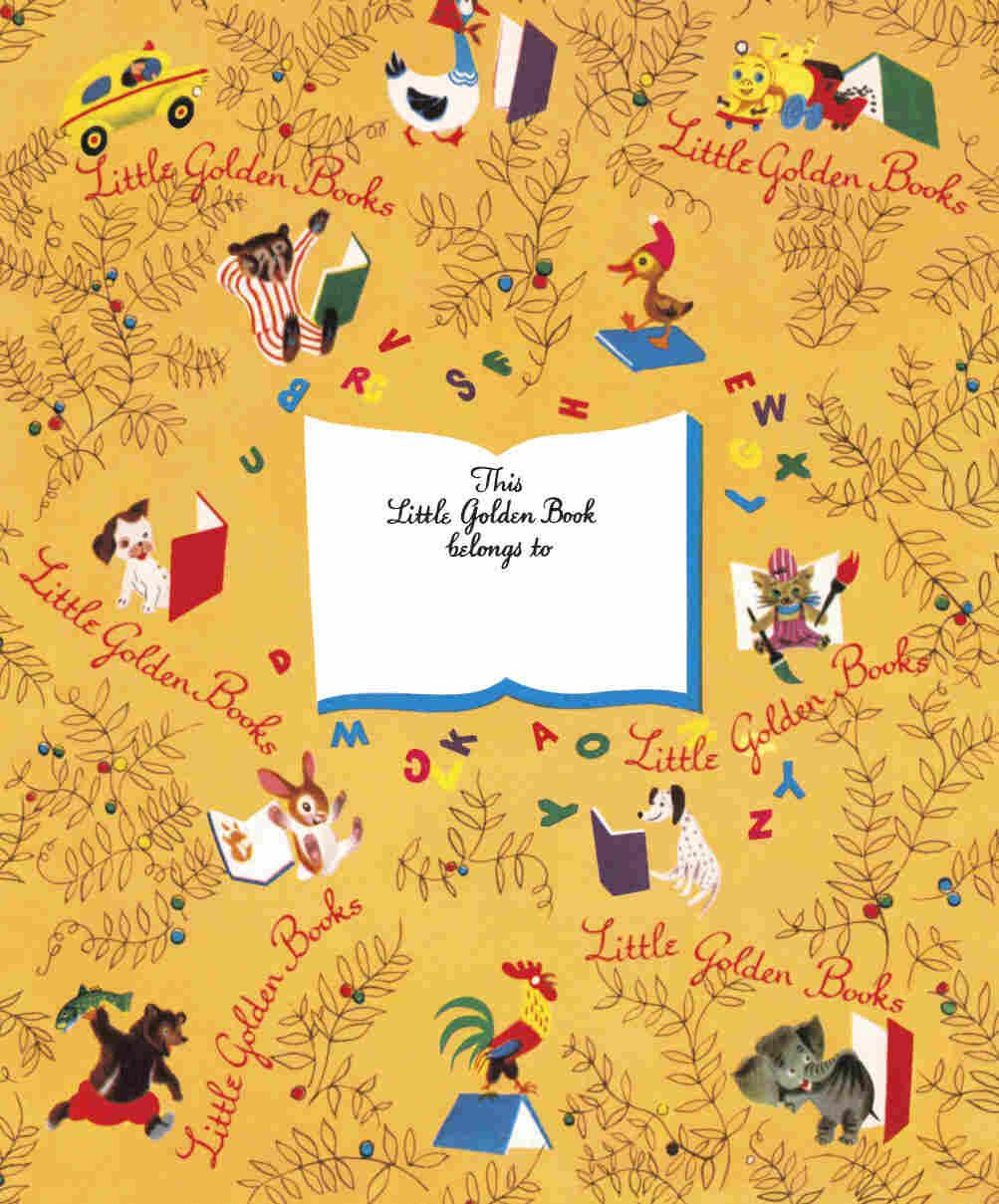This Little Golden Book belongs to ...