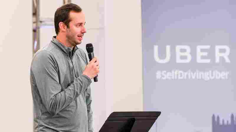Google Spinoff Sues Uber, Saying Leader Of Autonomous Vehicle Unit Stole Key Designs