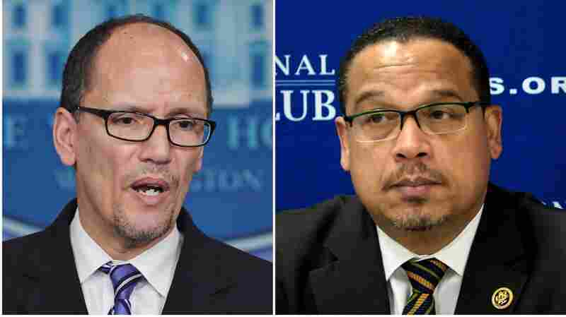 Tight Race For DNC Chair Narrows Ahead Of Weekend Vote