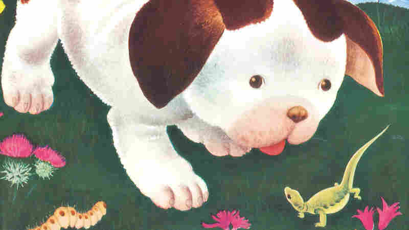 'The Poky Little Puppy' And His Fellow Little Golden Books Are Turning 75