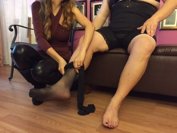 Remarkable idea crossdressing husband and wife
