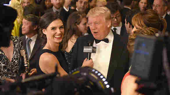 Trump Will Be First President In 36 Years To Skip White House Correspondents Dinner