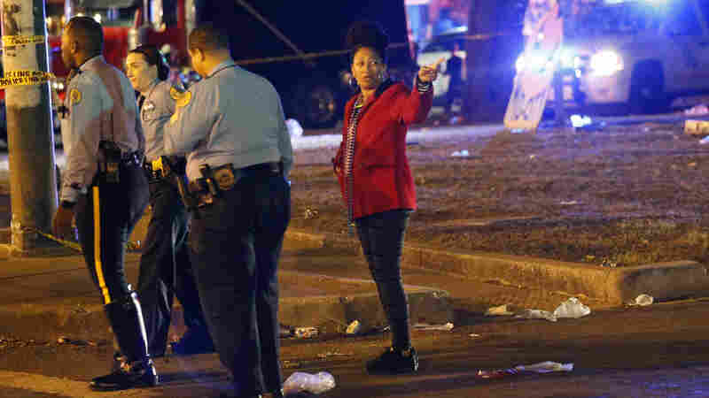 'Highly Intoxicated' Driver Plows Into Mardi Gras Crowd, Injuring At Least 28