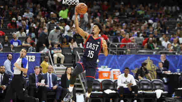 For Basketball Player Quinn Cook, A Big Step Closer To The Dream