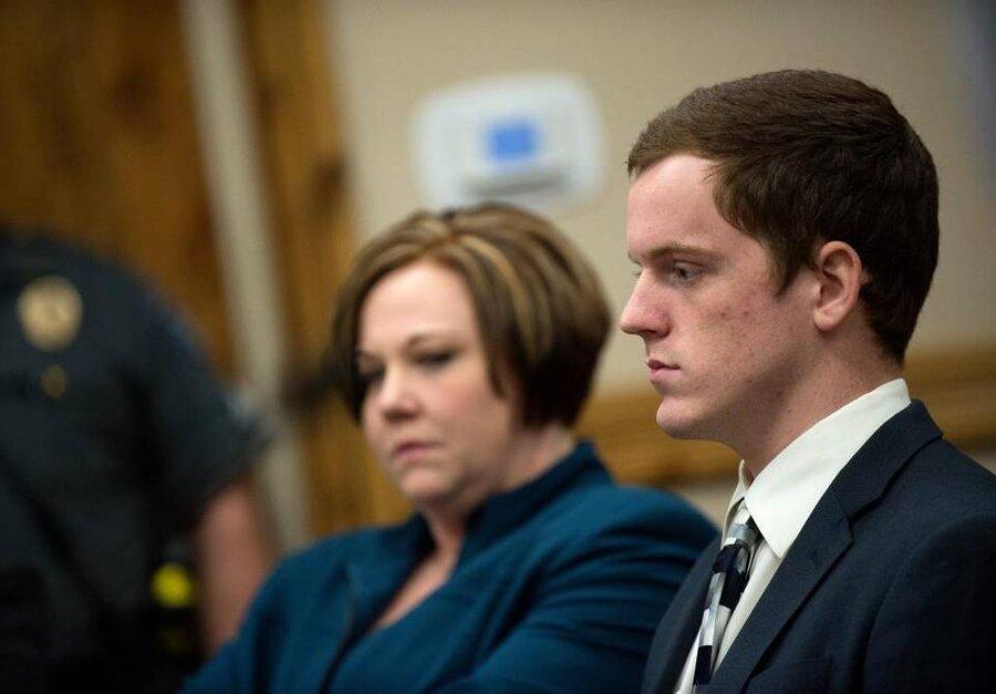 Fabulous No Jail Time For 19 Year Old In Idaho Coat Hanger Assault Case Short Hairstyles Gunalazisus