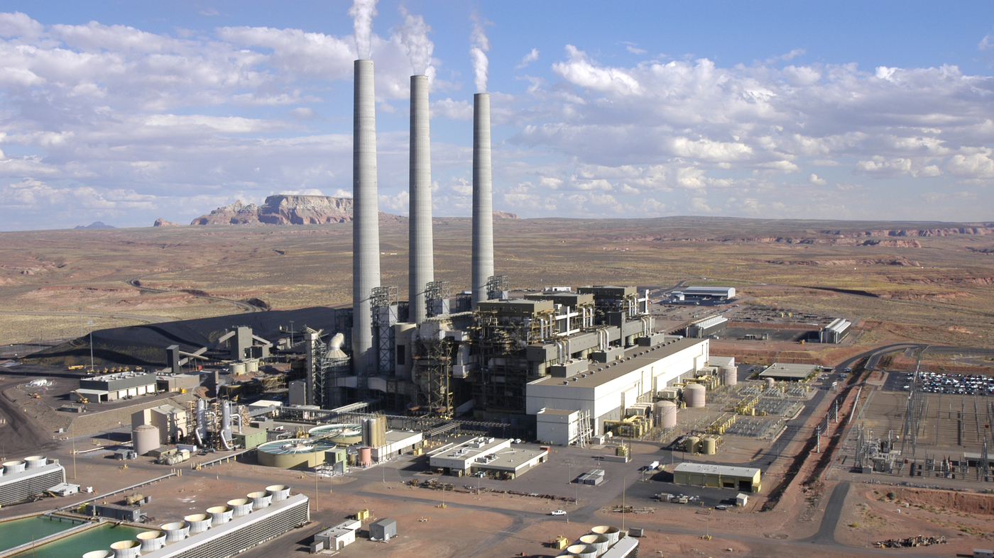 Hundreds Of Jobs At Stake As Navajo Generating Station