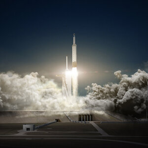 SpaceX Announces Plans To Send Two Customers To The Moon