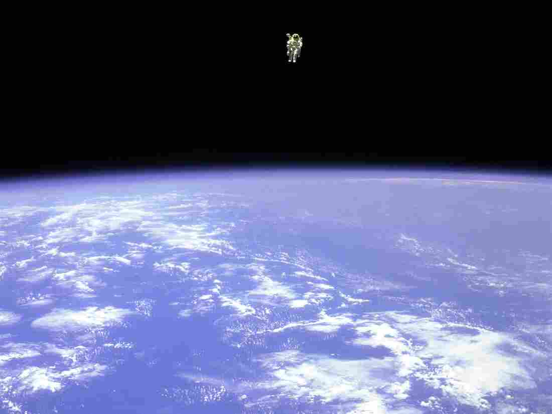Bruce McCandless, immortalised in famous spacewalk photo, dies age 80