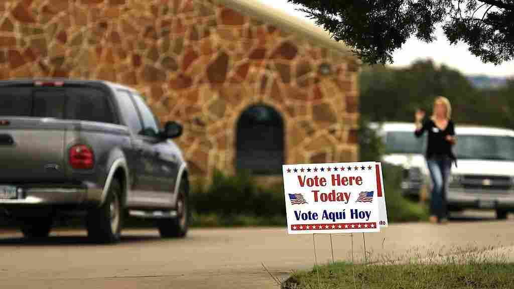 Federal Government No Longer Challenging Texas' Voter ID Law