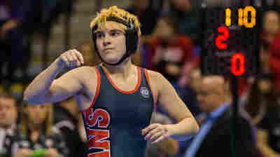 17-Year-Old Transgender Boy Wins Texas Girls' Wrestling Championship