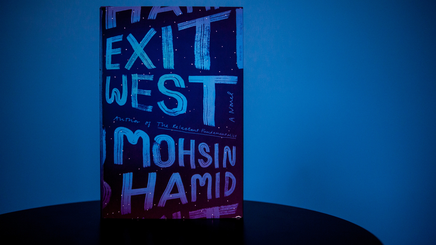 Book Review Exit West, By Mohsin Hamid  Npr-1361