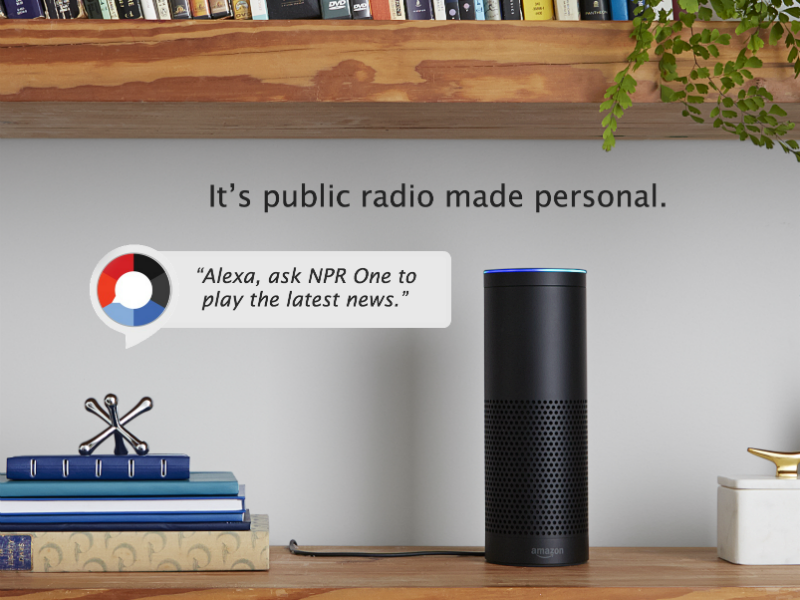 NPR One In The Smart Home