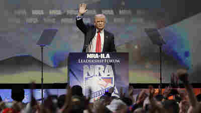 Trump Repeals Rule Designed To Block Gun Sales To Certain Mentally Ill People