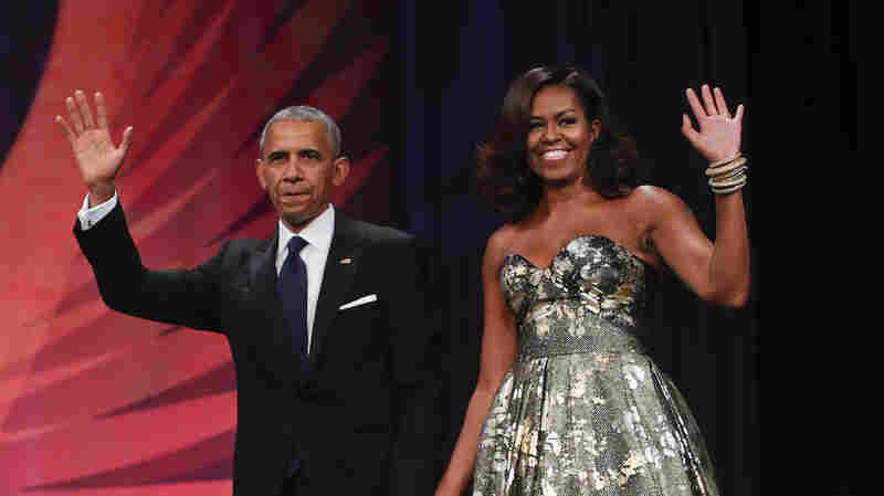 Penguin Random House Announces Book Deal With The Obamas