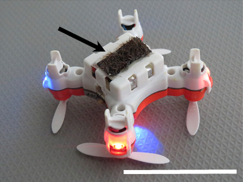Rise Of The Robot Bees: Tiny Drones Turned Into Artificial