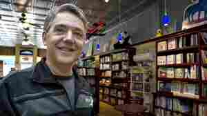 As Amazon Moves In, A Local Bookseller Hopes To Thrive With A Personal Touch