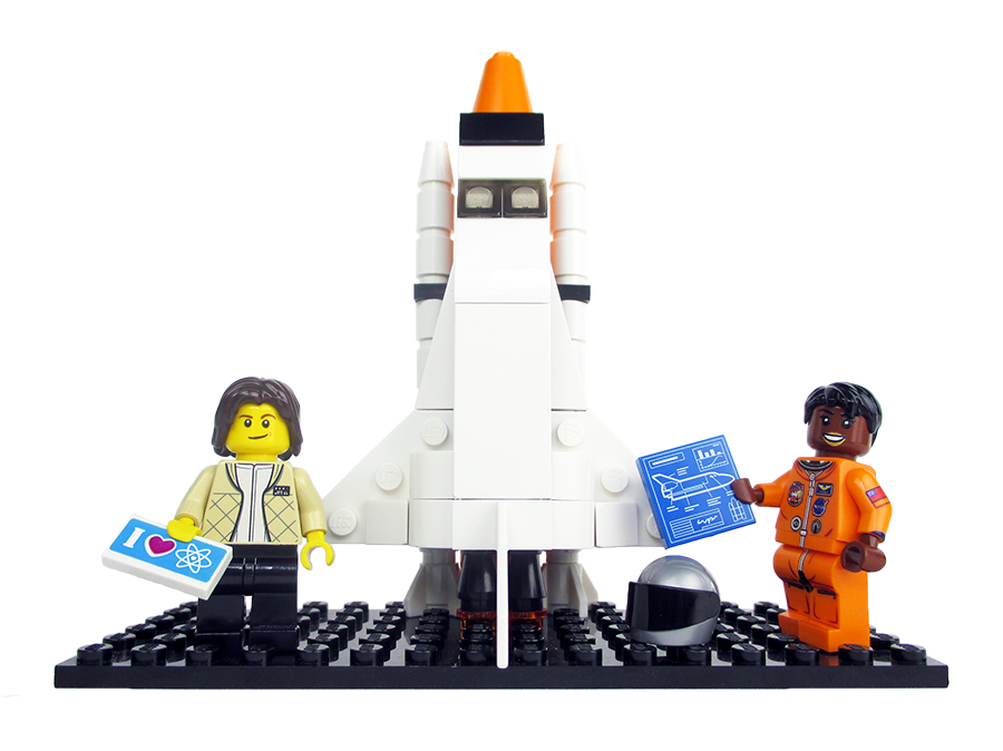 Lego building set honoring 'women of NASA'